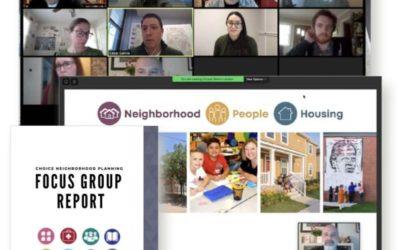 Virtual Focus Groups