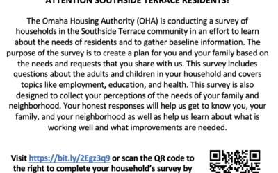 Southside Terrace Needs Assessments