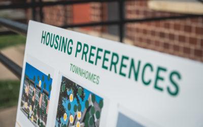 Housing Pop Up Event